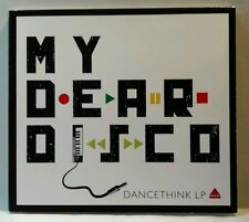 My Dear Disco: DanceThink LP (Beat 360. 2008)  (cd5067)