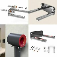 MYRIANN Hair Dryer Holder Wall Mount Blow Bracket for Dyson Accessories Tool US