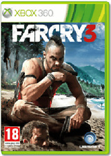 Xbox 360-FAR CRY 3 ** Nuovo e Sigillato ** UK STOCK | FARCRY 3 | Xbox One compatibile