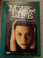 New listing My So Called Life Complete Series 5 Dvd's