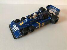EXOTO 1:18 1976 Tyrrell Ford P34 GP Japan Scheckter