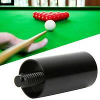 Billiard Pool Cue Extension Stick Snooker Extreme Extender Shaft Billiard Parts