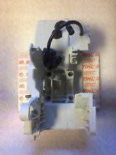 stihl ms250 crank case tanks 1123 021 0802 NEW OEM  w/ oil pump & chain tension
