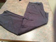 Womens Hot Options Utility Pant Size 12