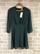 Tobi Green Dress Small S/p NWT