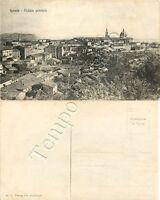 Cartolina di Loreto, panorama - Ancona