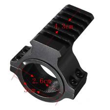 Picatinnyrail für Zielfernrohre Sekundäroptik 30mm / 25,4 Weaver Drückjagdvisier