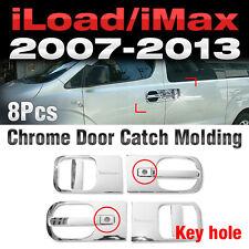 Chrome Door Catch Handle Molding Cover Garnish for HYUNDAI 07-15 i800 H1 Starex