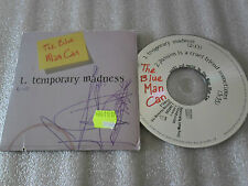 CD-THE BLUE MAN CAN-TEMPORARY MADNESS-PASSION-BANANAS-(CD SINGLE)1995-2TRACK