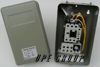 MAGNETIC MOTOR STARTER CONTROL FOR ELECTRIC MOTOR 5 HP 3-PHASE 208-230VAC