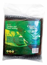 Black Garden Pond Netting 4m x 2m Long Life Extra Strong Safety Cover Mesh Net