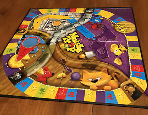 Mouse Trap Board Game 2016 Replacement Parts Game Board