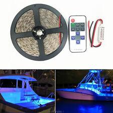 16FT Wireless Blue LED Boat Light Deck Courtesy Bow Trailer Pontoon Waterproof