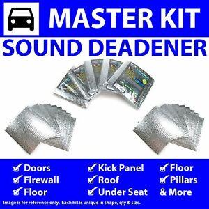 Heat & Sound Deadener for Mitsubishi  Master Stg2 Kit