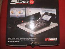 TELEFONO SIRIO BY ALICE TELECOM ITALIA CON DISPLAY VIDEOCHIAMATA
