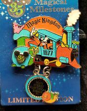 Disney WDW - 35 Magical Milestones - 1977 - Main Street Electrical Parade Pin