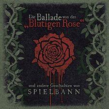 SPIELBANN Die Ballade von der Blutigen Rose CD 2017 ASP