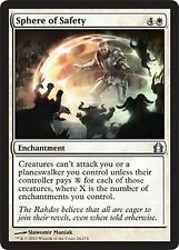 *MRM* FR 4x Sphère de sécurité (Sphere of Safety) MTG Return to ravnica