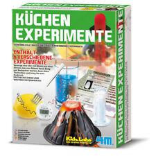 Küchen Experimente - Experimentierkasten 4M