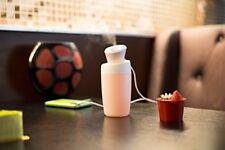 Antun USB Mini Humidifier - Water Lily (Pink)