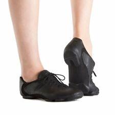 Chaussures de danse, mocassin, gymnastique, femme, BLOCH S0570L, noires en 42