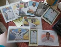 🔥🏀 UD Goodwin Champions LEBRON JAMES  multi-year lot w/splash of color &Goudey