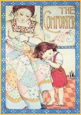 The Comforter Quilt Sew Handwork-Mother Daughter Magnet-w/Mary Engelbreit art