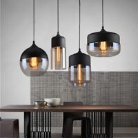 Glass Pendant Light Kitchen Lamp Bedroom Chandelier Lighting Bar Ceiling Lights