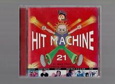 Hit Machine 21,  Various Artists, CD ALBUM, 1998