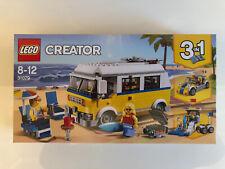 Lego Creator 3in1 31079 Sunshine Surfer Van *New, Sealed*