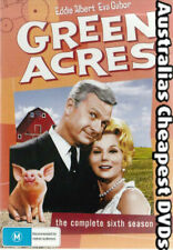 Green Acres The Complete Season 6 DVD Postage Within Australia Reg All