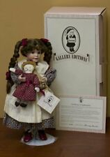 Cinnamon Rags Wendy Lawton Doll 728/2500 Limited Edition