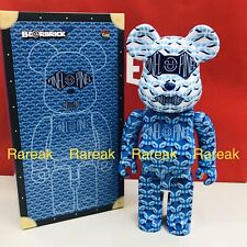 Medicom Be@rbrick 2019 Macau WF Fashion Pinel et Pinel 400% Bearbrick