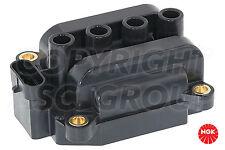 New NGK Ignition Coil For RENAULT Clio MK3 1.2 E85 Bioethanol Hatchback 2008-09