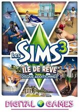 Les Sims 3 : Ile de Rêve (PC/ MAC) - Clé Origin