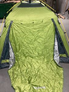 KingCamp 3 Person Automatic Pop-Up Double Layer Camping Tent Easy Set up Do...