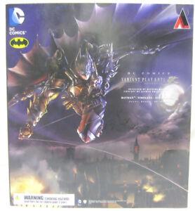 NEW Batman: Timeless Steam Punk Variant Play Arts Action Figure Kai DC Comics