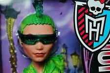 Monster High Deuce Gordon-Scaris nuevo & OVP rareza.
