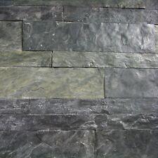 """1 Musterstück """"AFRICAN BLUE"""" Streifen Wand Verblender, Riemchen, Naturstein"""