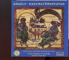 Anglo - Saxon Christmas / 10th Century Chant From The Winchester Troper