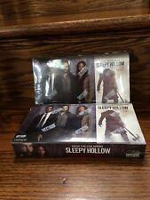 TWO Cryptozoic Sleepy Hollow Season 1 Factory SEALED Trading Card HOBBY Boxes