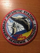 PATCH ANTARCTICA UKRAINE