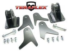 TeraFlex TJ Hemi Conversion Motor Mount Kit for 1997-2006 Jeep Wrangler TJ LJ