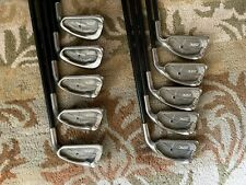 Nice Ping Isi-K 2-Sw Iron Set W/ Ping U44 Regular Flex