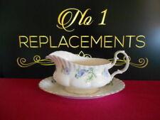 Unboxed Saucer Blue Royal Albert Porcelain & China