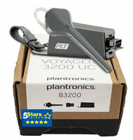 Plantronics Voyager 3200 UC Wireless Headset (207371-01, B3200) Brand New