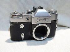 ZENIT 3M (3 M) vintage SLR Russian camera BODY only 7711