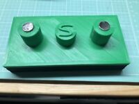 Tesla Model S Jack Pad Adapter Lift Point Pad For Tire Service Green