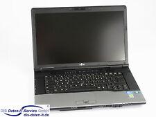 """Fujitsu Lifebook E752 15.6"""" i5-3210M 2.5GHz, 4GB RAM, 320GB HDD, schw. Tastatur"""