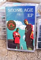 TOTAL DEVASTATION STONE AGE EP SAN FRAN CASSETTE TAPE GANGSTA RAP HIPHOP SEALED